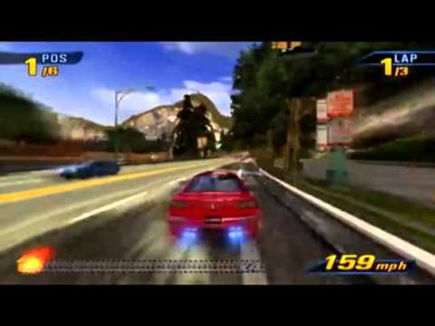Burnout 3 Soundtrack 8 D 4th Stage   Yellowcard   Breathing.