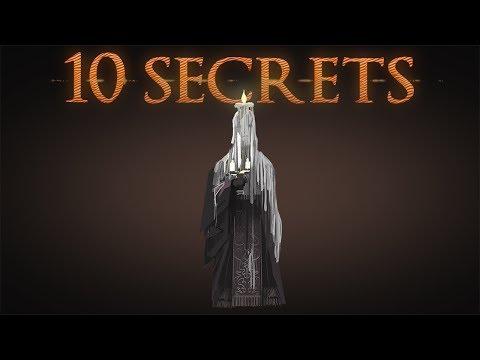 Dark Souls 3 ► The Last 10 Secrets & 1,000,000 Subscribers