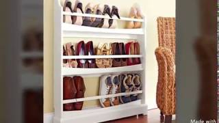 100 DIY shoe storage rack design ideas 2019