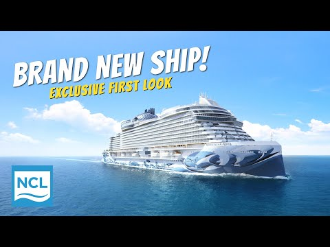 NCL PRIMA | First Look At Norwegian's Newest Cruise Ship! | 4K