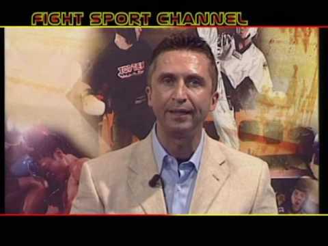 Fight sport Channel 1^ parte puntata 3 giugno 2009
