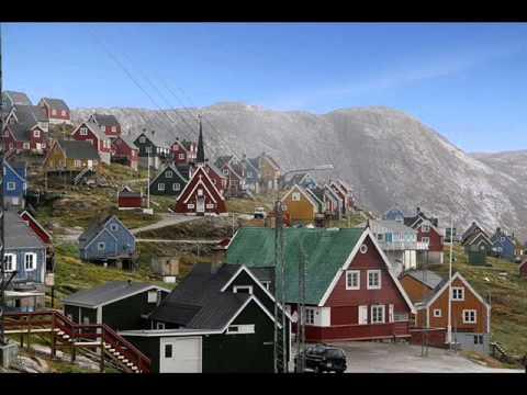 Upernavik  -  Curiosa cidade da Groenlândia