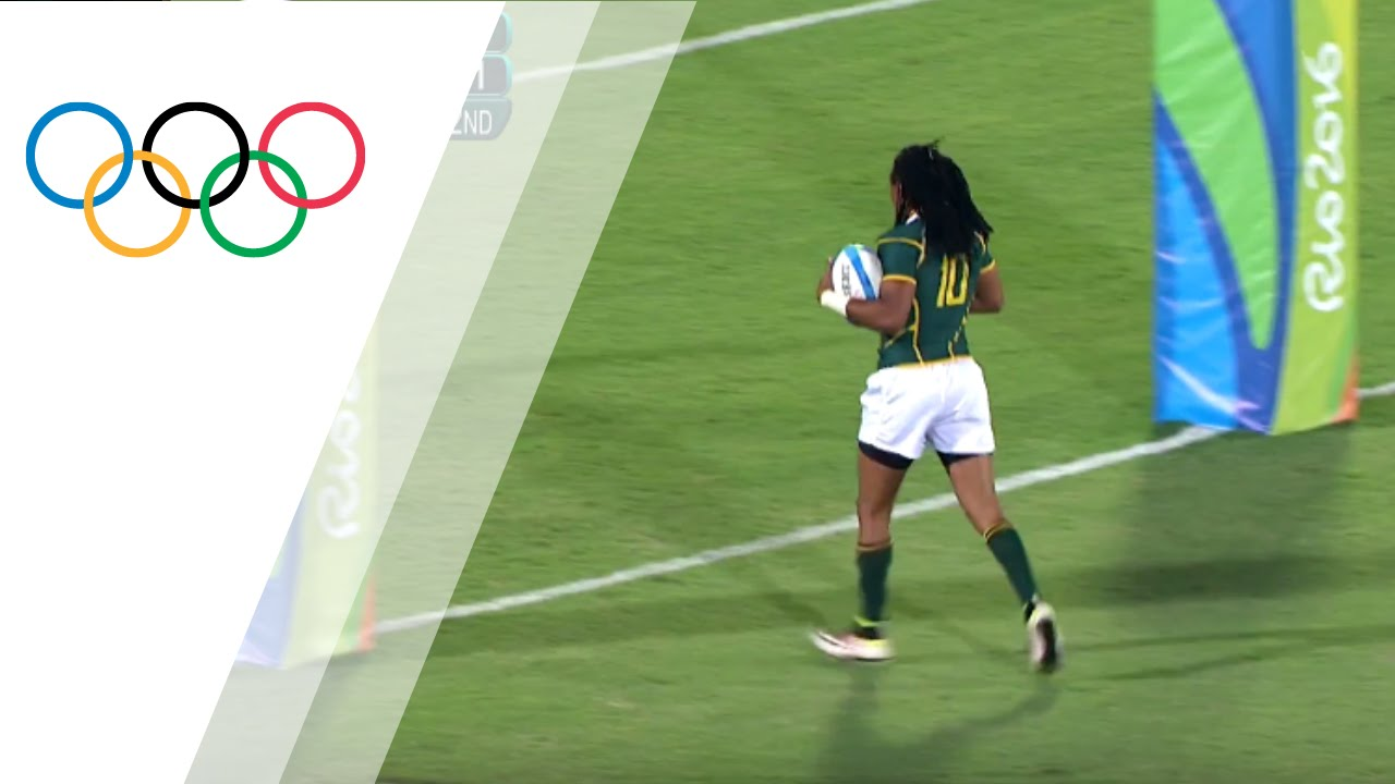 Rio Replay: Men's Rugby Sevens Bronze Medal Match - YouTube
