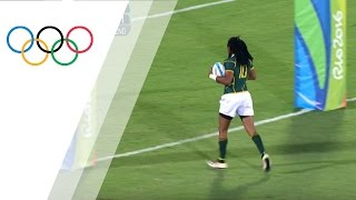 Rio Replay: Men's Rugby Sevens Bronze Medal Match
