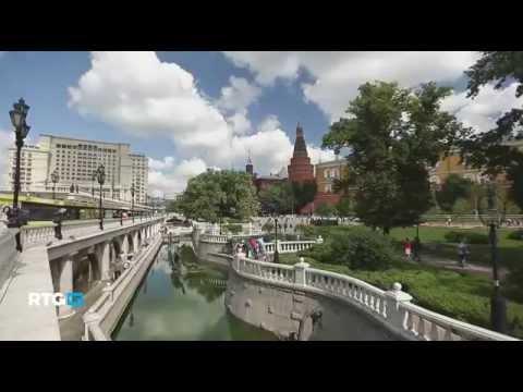 Парки Москвы  Коломенское 2014