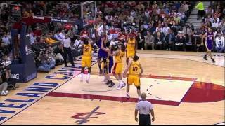 02 08 2009   Lakers vs  Cavaliers   2nd Half Highlights