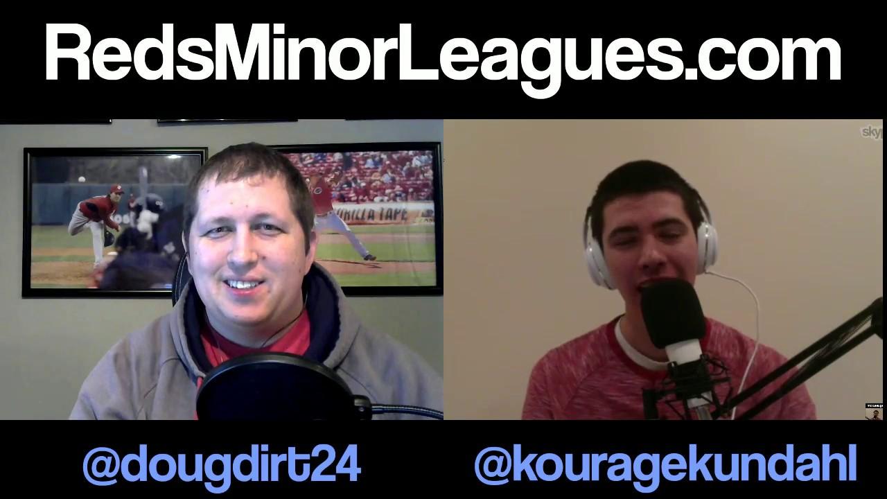 Cincinnati Reds Minor League Talk Episode 9 Youtube