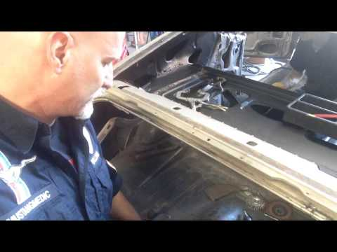 Snap-on and bracketing 1971 J Code 429CJ Mach 1 MustangMedic Project - Day 44 - Part 3