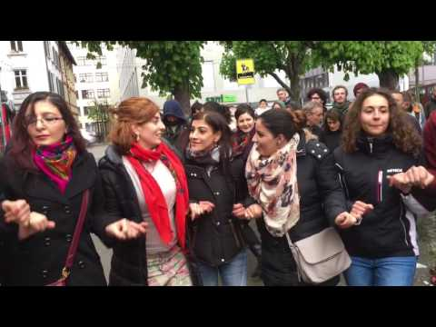 Pınar Aydınlar. 01/05/2016 Zürich