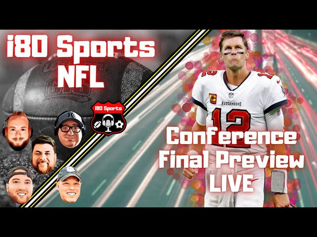 NFL- Conference Finals Preview LIVEstream