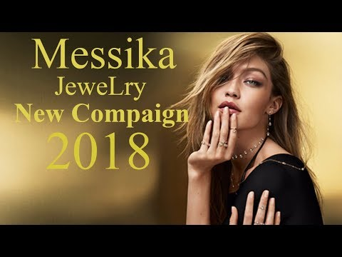 ||-messika-jewelry-by-gigi-hadid-new-compaign-2018-||-my-soul-by-gigi-hadid-||
