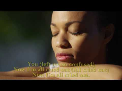 All Cried Out (Allure) with lyrics