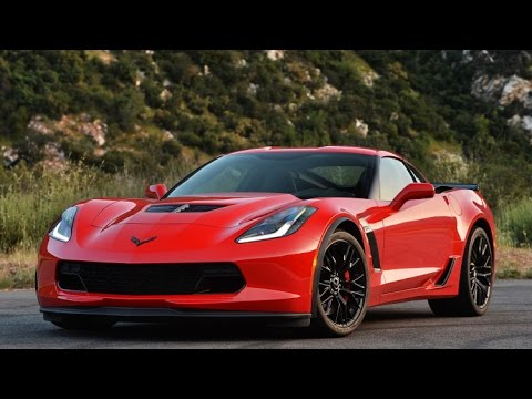 2016 Corvette Z06 For Sale >> 2017 Corvette Z06 Will Feature New Supercharger Design - YouTube