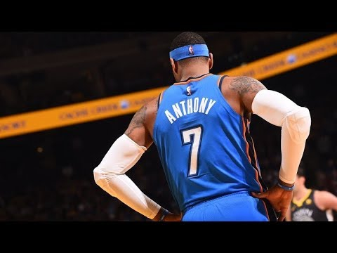 Carmelo Anthony - New Page