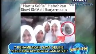 Video On The Spot  - 7 Penampakan menyeramkan saat berfoto Selfie download MP3, 3GP, MP4, WEBM, AVI, FLV Oktober 2018