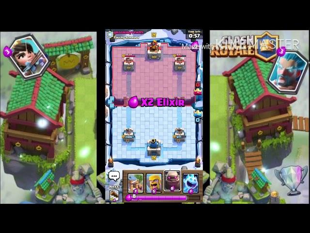 Clash royale magyarul~egy kis draft+clan chest nyitás