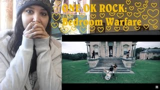 ONE OK ROCK - Bedroom Warfare MV _ REACTION