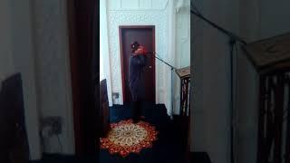 Azan Ustaz Fahmi Bayyati Husaini-Adik Arif Masjid USAS