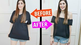 DIY Dollar Tree Fashion Hacks