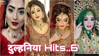 Dulhania Hits 6 | Tiktok Best Bride 👰 Dance Compilation | Wedding, Ring n Music ceremony || New