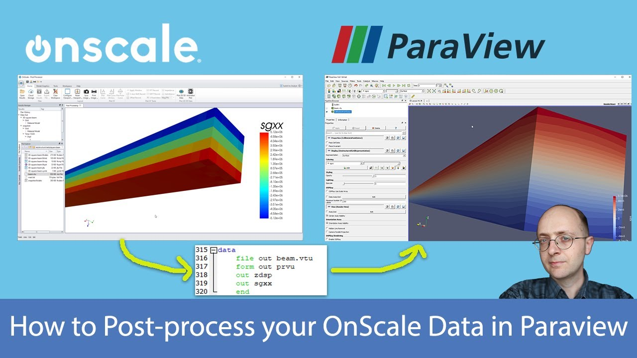 4 ways to post-process your OnScale results - FEA for All
