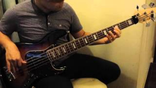 Obses - Akim and The Majistret (bass cover)
