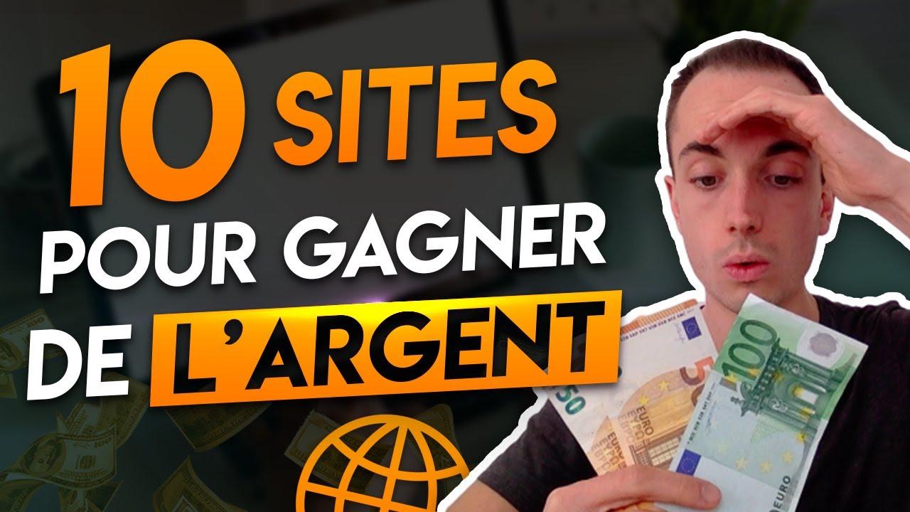 comment gagner beaucoup dargent sur internet gratuitement