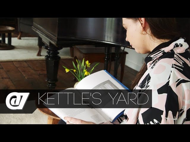 @7 - Kettle's Yard || Arts