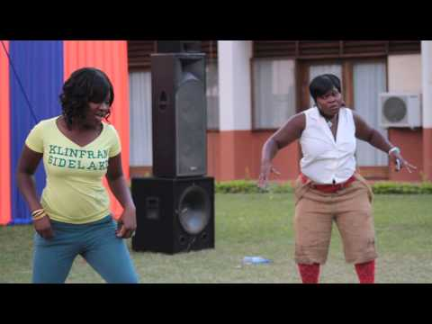The most crazy dance routine by a Wedding MC - Malawi