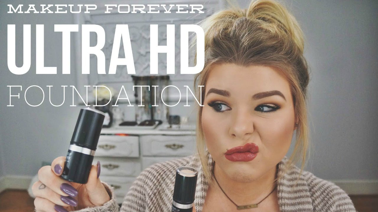Makeup Forever Ultra Hd Foundation Stick Review Suggestions