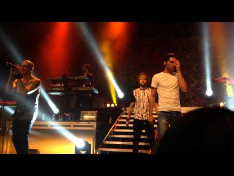 The Wanted Old Songs Medley Indianapolis, Indiana 5/15/14 HD FULL