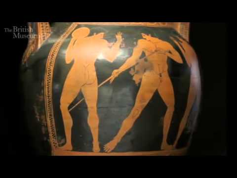 The Discus Thrower (discobolos)