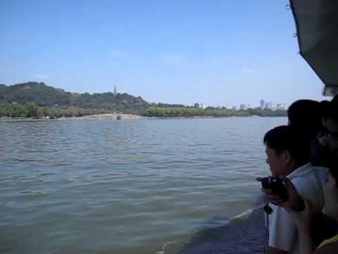 Hangzhou: West Lake (杭州西湖)