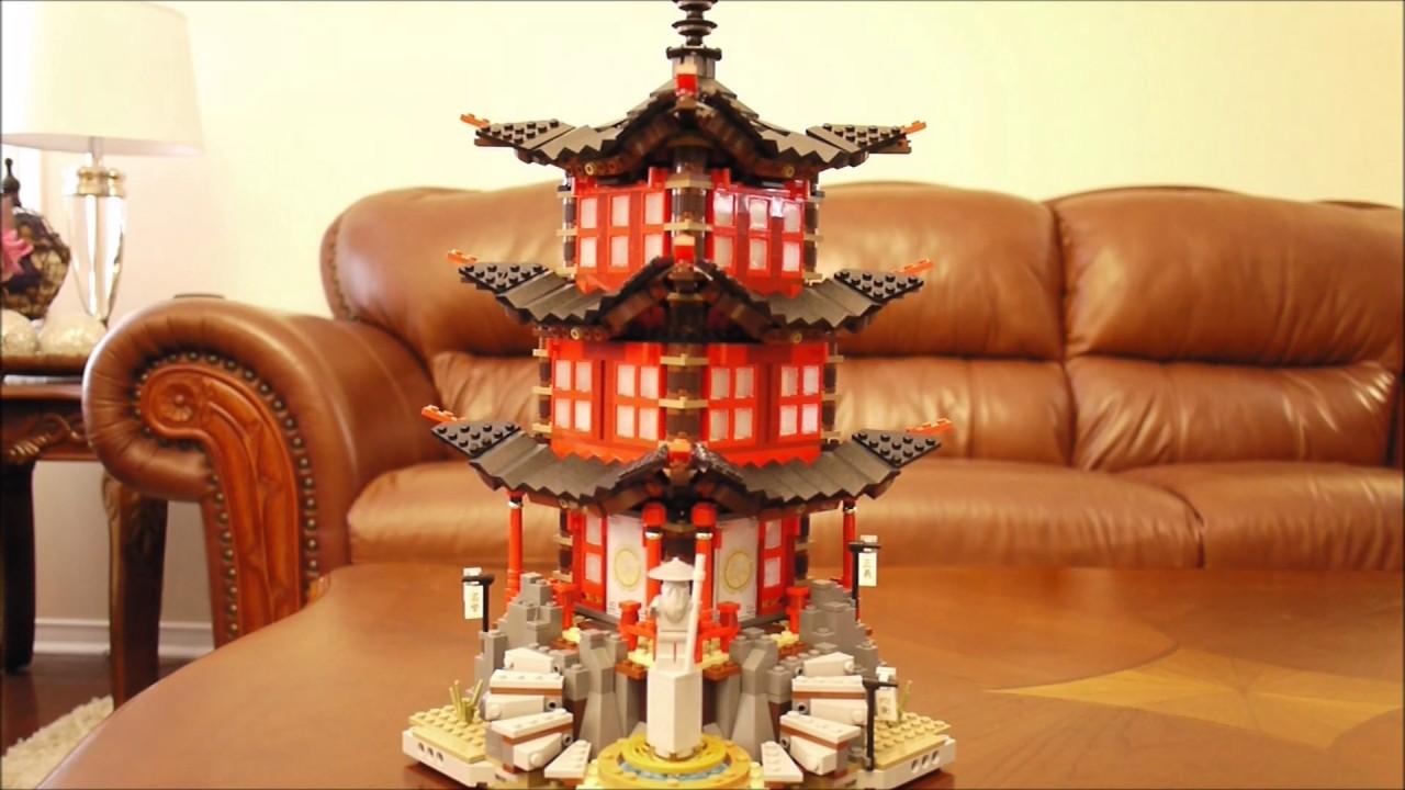 LEGO® NINJAGO™ Temple Of Airjitzu 70751 Set Review