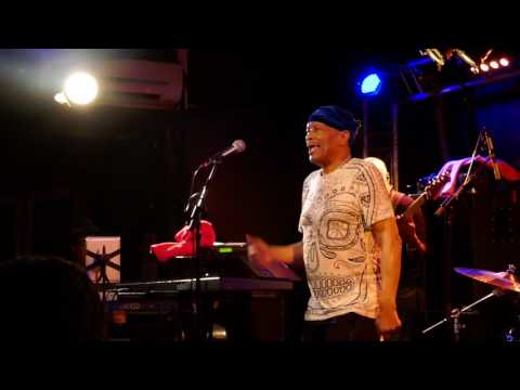 Roy Ayers  We  In Brooklyn Ba New Morning  Paris  July 25th 2017