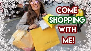 COME SHOPPING WITH ME! Vlogmas Day 3 | Amelia Liana