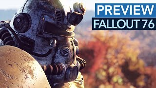 Fallout 76 - Preview / Vorschau: Krieg wird wieder anders