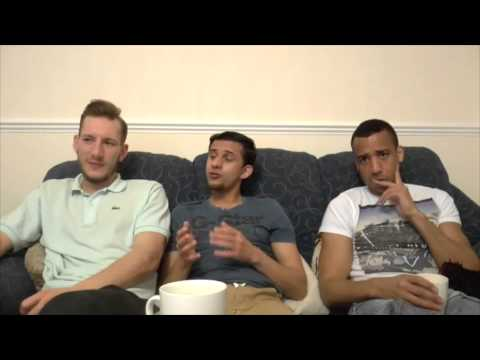 TYAN BOOTH & AUSTIN WITH CULT YOU TUBE SENSATION UZZY AHMED TALKING BOXING & THAT INFAMOUS KO