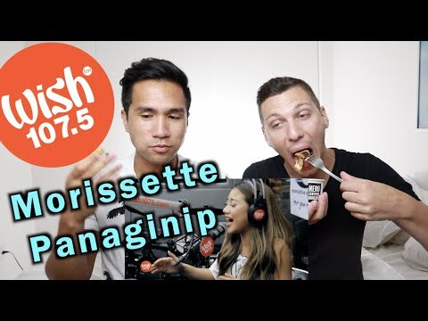 "Morissette - ""Panaginip"" LIVE on Wish 107.5 Bus 