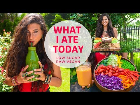 what-i-ate-today-|-raw-vegan-low-sugar-meals-&-recipes...keto-diet?!