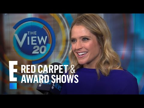 "Sara Haines Opens Up on Officially Joining ""The View"" 