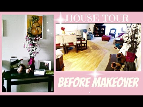 DIY House Makeover (2017)- House Tour Before Makeover – House Makeover