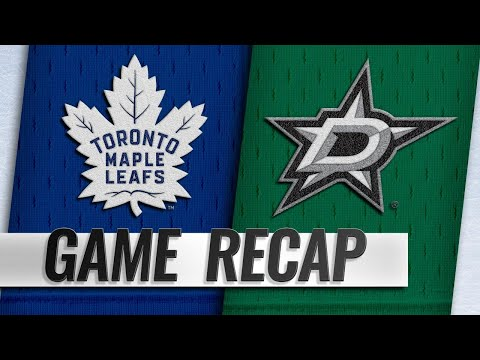 Tavares, Matthews each score twice in Leafs' 7-4 win