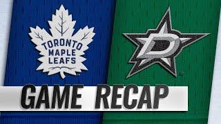 Tavares, Matthews each score twice in Leafs