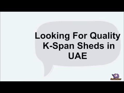 Royal Engineering K Span Parking UAE