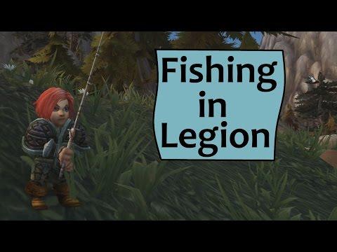 Fishing In Legion