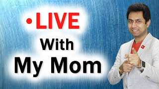 LIVE With My Mom | Awal