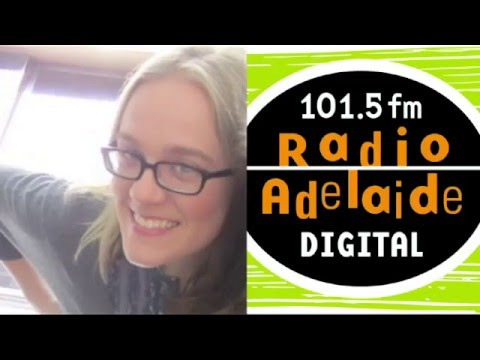 Stanley's Mouth - Rebecca Elliott interviews Mike Retter - Behind The Screens radio Adelaide