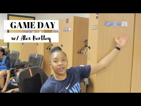 Game Day with Alex Bentley