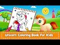 Unicorn Coloring Book - Games for Girls (No Ads)🎨